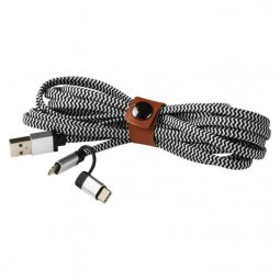 Avenue Paramount 3-in-1 charging cable