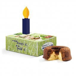 Bahlsen mini cake in felicitatiedoos
