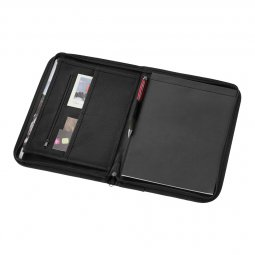 Bullet Berkeley A4 writing case with zipper