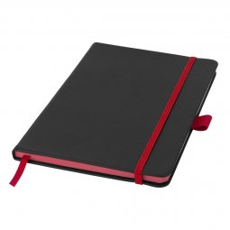 Bullet Color edge A5 notebook, ruled