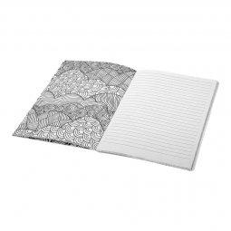 Bullet Doodle A5 notitieboek, gelinieerd