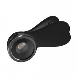 Bullet Fisheye lens with clip