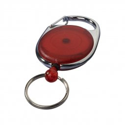 Bullet Gerlos roller clip keychain