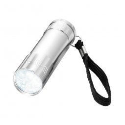 Bullet Leonis 9-LED flashlight