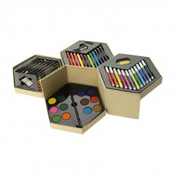Bullet Pandora 52-piece coloring set
