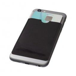 Bullet RFID smartphone card wallet