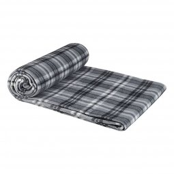 Bullet Scot plaid blanket