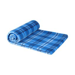 Bullet Scot plaid blanket