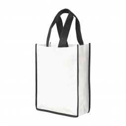 Bullet Small Contrast tote bag