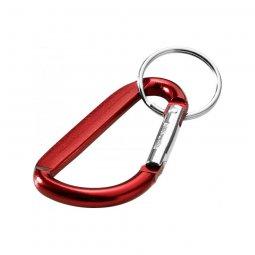 Bullet Timor carabiner keychain