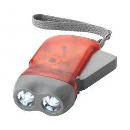 Bullet Virgo dual LED flashlight
