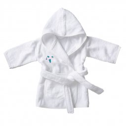 Care & More baby bathrobe