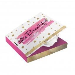 Care & More book style tissue box
