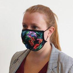 Care & More herbruikbaar gepersonaliseerd budget mondmasker