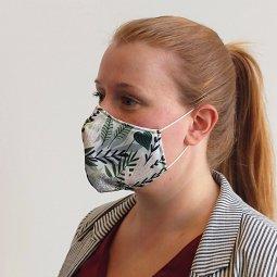 Care & More L3 herbruikbaar gepersonaliseerd mondmasker