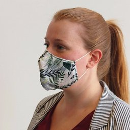 Care & More L3 reusable personalized face mask