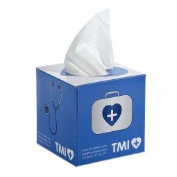 Care & More tissue box
