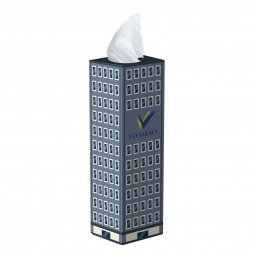 Care & More tower tissue box