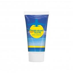 Care & More zonnebrandcrème spf20 25 ml rondom