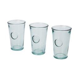 Copa driedelige set van 300 ml gerecycled glas