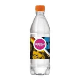 Drinks & More spring water 500 ml with screw cap