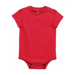 Kariban babies' short sleeve bodysuit