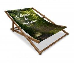 Leza Bed Chair XXL strandstoel