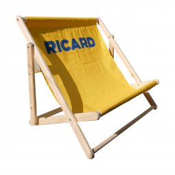 Leza Midi Big deckchair