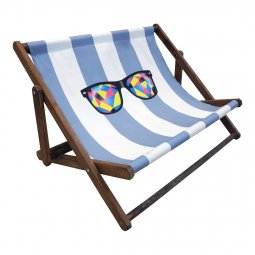 Leza Mini Big deckchair