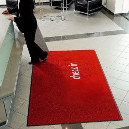 LogoMat bedrukte matten