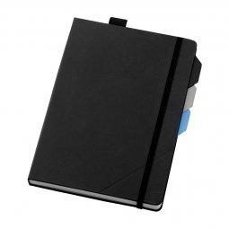 Marksman Alpha A5 notebook, ruled