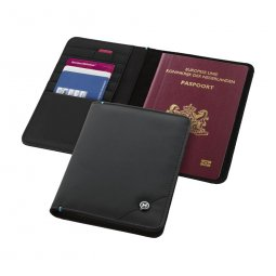 Marksman Odyssey RFID secure passport cover