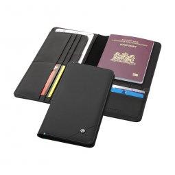 Marksman Odyssey RFID secure travel wallet