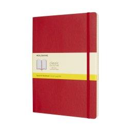 Moleskine Classic A4 soft cover notebook, squared