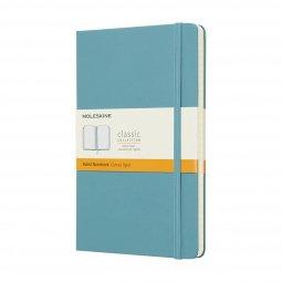 Moleskine Classic A5 hard cover notebook, ruled
