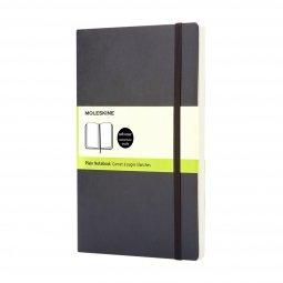 Moleskine Classic A5 soft cover notebook, plain