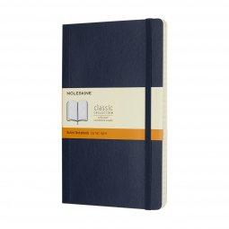 Moleskine Classic A5 soft cover notebook, ruled