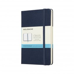Moleskine Classic A6 hard cover notebook, dotted