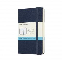 Moleskine Classic A6 hard cover notitieboek, gestipt