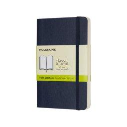 Moleskine Classic A6 soft cover notebook, plain