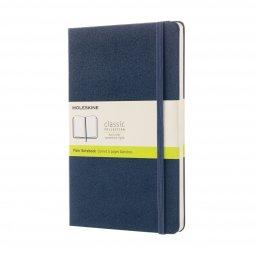 Moleskine Classic L hard cover notebook, plain