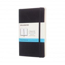 Moleskine Classic PK soft cover notitieboek, gestipt