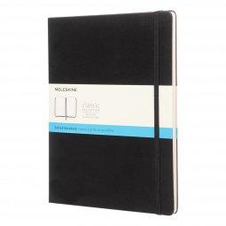 Moleskine Classic XL hard cover notitieboek, gestipt