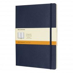 Moleskine Classic XL soft cover notebook, ruled