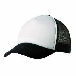 Promocap 5 panel trucker cap