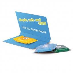 Ritter SPORT promotion card express