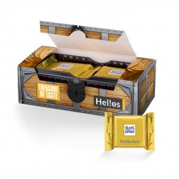 Ritter SPORT treasure chest