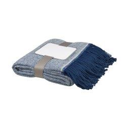 Seasons Haven herringbone throw blanket