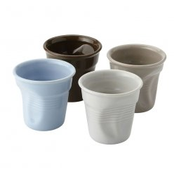 Seasons Milano 4-piece ceramic espresso cup set