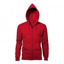 SG Clothing hoodie met rits (SG29)